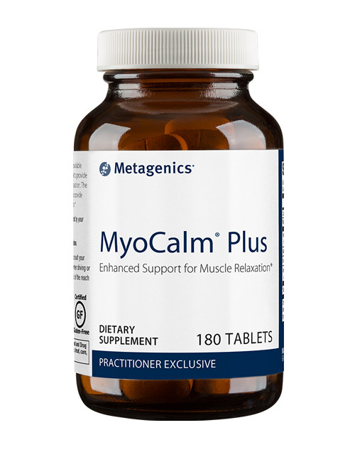 MyoCalm® Plus 60 or 180 tabs