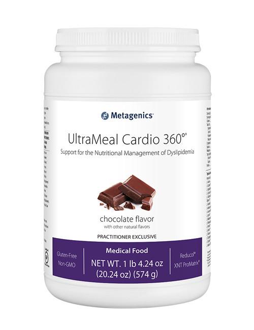 UltraMeal Cardio 360°® 14 Servings Chocolate