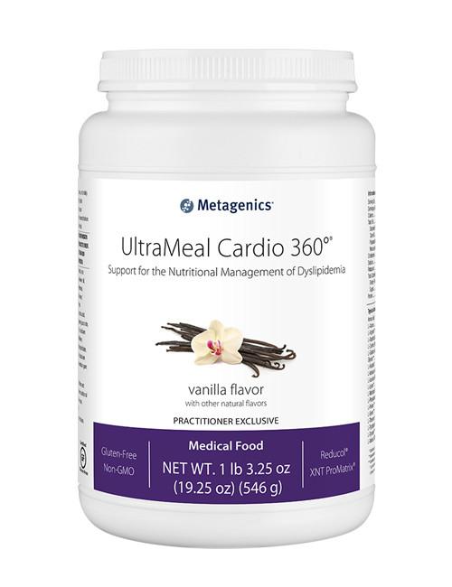 UltraMeal Cardio 360°® 14 Servings Vanilla