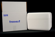 Medium Small Styrofoam Cooler #SL810