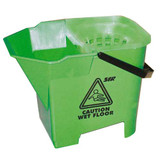 Bulldog Bucket & Sieve Green