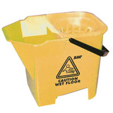 Bulldog Bucket & Sieve Yellow