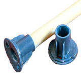 Mop Socket Plastic Blue