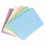 Lightweight Cloths, Blue - Pack of 100
