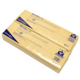 Wypall Folded Cleaning Cloths Yellow 10x25