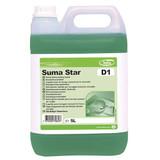 D1 Suma Star Hand Dishwash 5L
