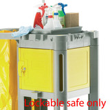 Lockable Safe-box for Structocart