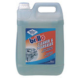 Brillo Cleaner Degreaser - 5 Litre