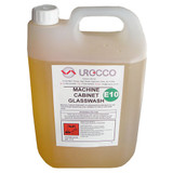 Urecco E10 Machine Cabinet Glasswash - 2x 5 Litre Twin Pack
