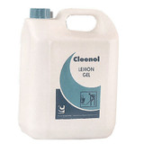 Lemon Floor Gel - 5 Litre