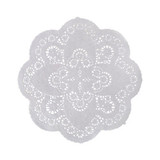 Round White Doyleys, 31cm - Case of 1000