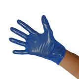 Stretch2Fit Gloves, Blue, Medium - Case of 2000