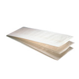 New Size: TENA Hygiene Sheet 175 x 80cm - Case of 100