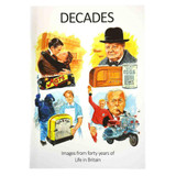 Decades Illustrated A4 Reminiscence Book