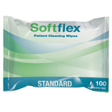 Softflex Standard Regular Dry Wipe 20x26cm PK100