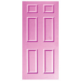 Door Decal - Lilac