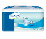 TENA Flex Plus Belted Incontinence Pads - Small