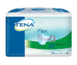TENA Flex Super Belted Incontinence Pads - Medium