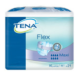 Tena Flex Maxi Belted Incontinence Pads - Extra Large