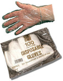 Poly Gloves Small