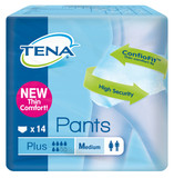 Tena Pants Plus - Incontinence Pull-Ups - Medium