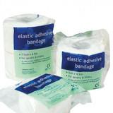 Elastic Adhesive Bandage 2.5cm x 4.5m - Pack 36