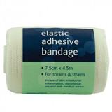 Elastic Adhesive Bandage 7.5cm x 4.5m - Pack 12