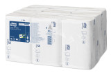 Tork Xpress Z-Fold Hand Towels 1-Ply, White, Case of 3,000
