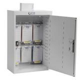 Drug & Medicine Cabinet - 600 x 300 x 900mm - 6 x MDS