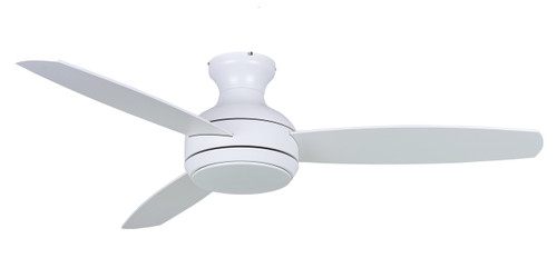 Sierra Ceiling Fan Matt White