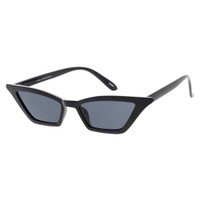 Dixie Plastic Cateye-Black