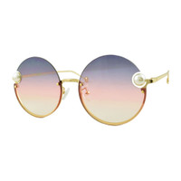 The Eliana Pearl- Gold/Iridescent