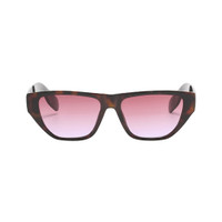CHRISTINA tortoise plastic cat eye