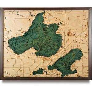 Lake Mendota & Lake Monona