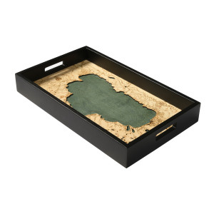 Lake Tahoe Serving Tray