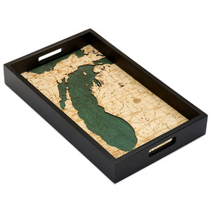 Lake Michigan Tray