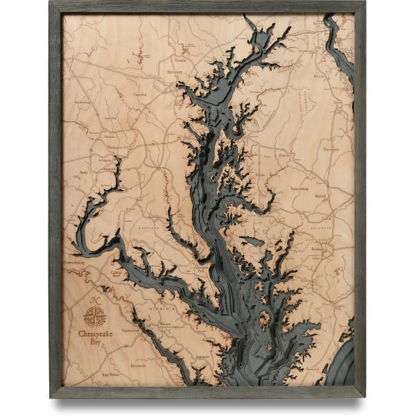chesapeake bay coastal blue grey