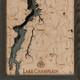 lake champlain coastal blue grey
