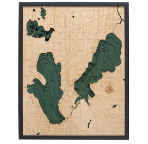 Burt Lake / Mullet Lake