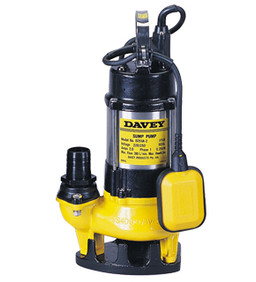 Davey  D15VA Sump Pump