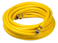 25mm x 20m Flexible Rubber Hose With Claw Fittings