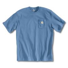Carhartt Pacific Blue Pocket T-Shirt