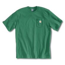 Carhartt Kelly Green Pocket T-Shirt