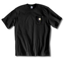 Carhartt Black Pocket T-Shirt