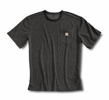 Carhartt Black Short Sleeve Work-Dry T-Shirt