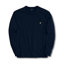 Carhartt Work-Dry Long-Sleeve T-Shirt