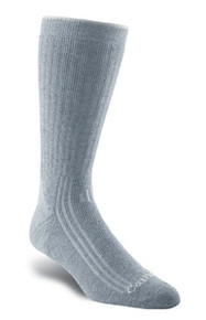 Carhartt Ultimate Gray Cotton Blend Work Sock