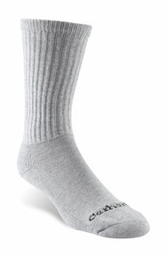 Carhartt Gray Cotton Blend Work Sock