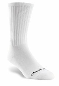 Carhartt White Cotton Blend Work Sock