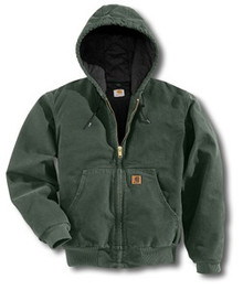 Carhartt Moss Sandstone Active Jacket -- Regular